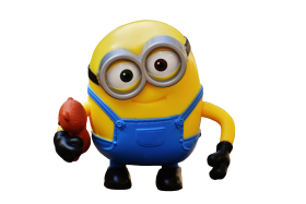 Minion Toy PNG