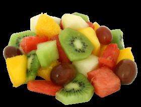 Mixed Color Fruits PNG