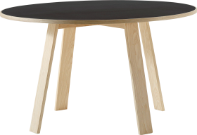 Modern Black and white table PNG