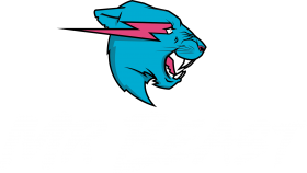 MrBeast Logo with Text PNG
