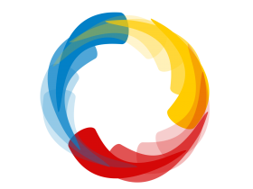 Multi Colors in Circle PNG