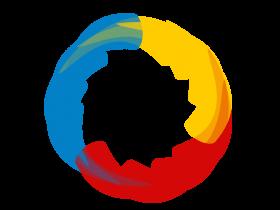 Multi Colors in Circle PNG