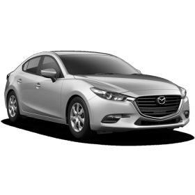New 2018 Mazda3 Sport Base PNG