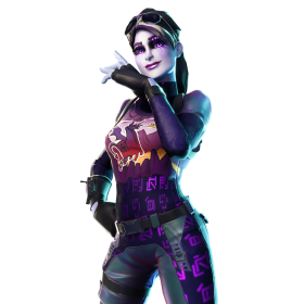 New Dark Bomber Fortnite Skin PNG