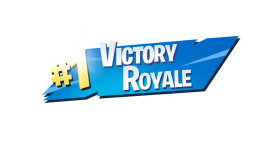 New Fortnite Victory Royale PNG