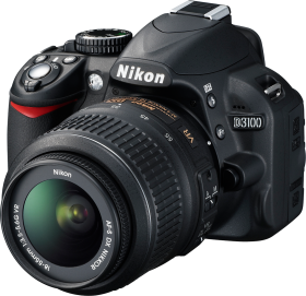 Nikon Camera PNG