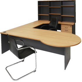 Office Desk PNG
