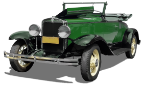 Oldtimer Car PNG