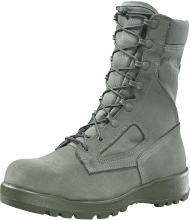 Olive green Boots PNG