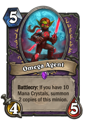 Omega Agent PNG