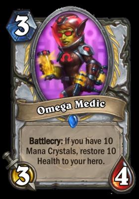 Omega Medic PNG