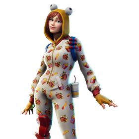 Onesi Avatar Fortnite Skin PNG
