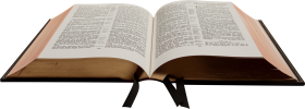 Open Book PNG