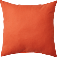 Orange Pillow PNG