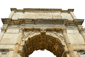 Arc de Triomphe - Paris PNG