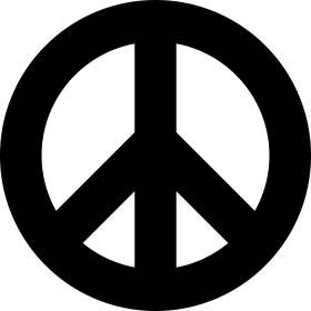 Peace Sign PNG
