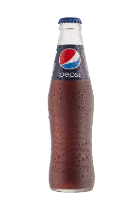 Pepsi Bottle Wet PNG