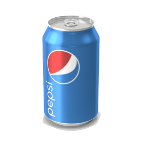 Pepsi Can Clipart -  पेप्सी बोतल PNG