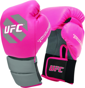 Pink Boxing Gloves PNG