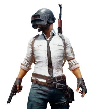 Playerunknown's Battlegrounds guy (pubg) PNG