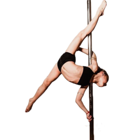 pole Dancer PNG