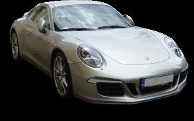 Porsche Car PNG