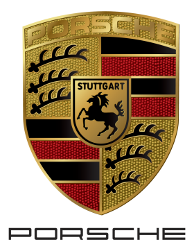 Porsche Logo Transparent Background PNG