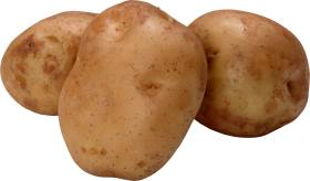 Potatoes PNG