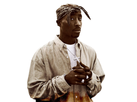 2Pac PNG