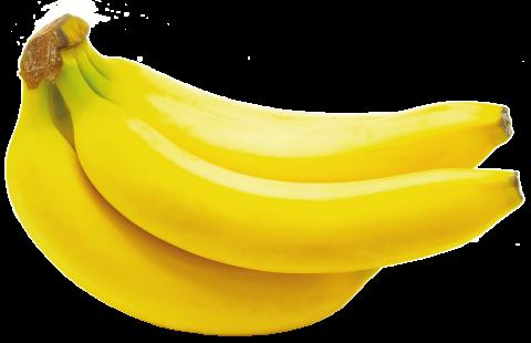 3 Banans PNG