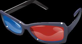 3D Glasses PNG