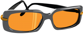 3D Glasses PNG