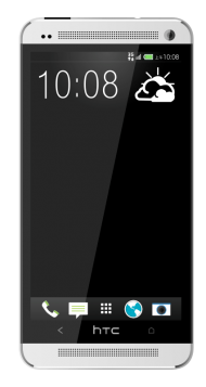 HTC One Max PNG