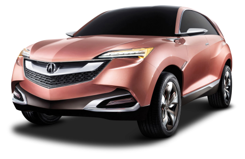 Acura SUV X Car PNG