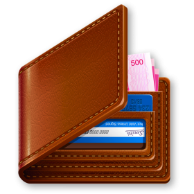 Afc Wallet PNG