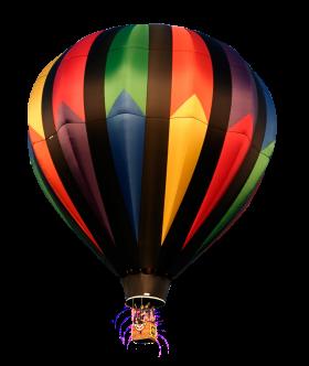 Air Balloon PNG