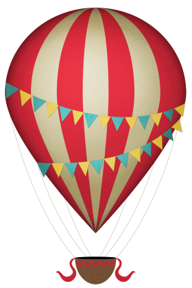 Air Balloon PNG