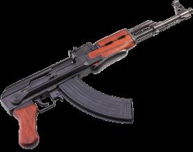 AK Machine GUn PNG