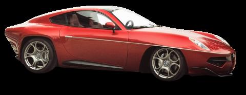 Alfa Romeo Disco Volante Sports PNG