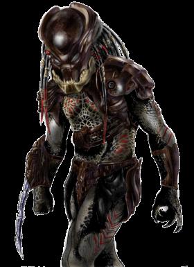 Alien Vs Predator Berserker PNG