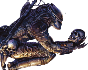 Alien Vs Predator PNG