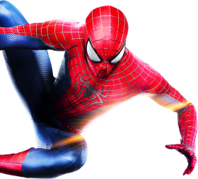 Amazing SpiderMan PNG