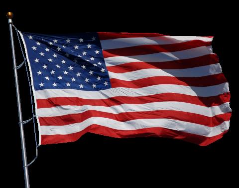 America Flag PNG
