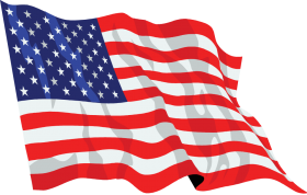 American Flag PNG