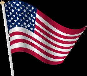 American Flag PNG