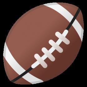 American Football Ball PNG