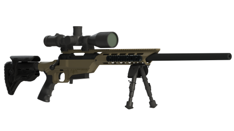 Animated Sniper PNG