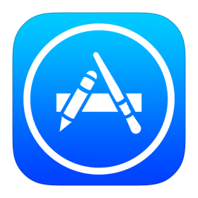 App Store Icon iOS 7 PNG