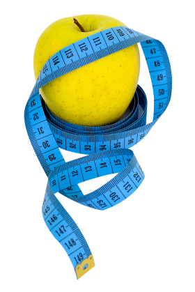 Apple Measure Tape PNG