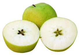 Apple Slices PNG